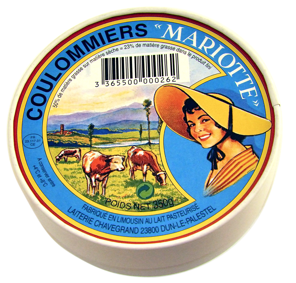 Mariotte - Coulommiers - 350g