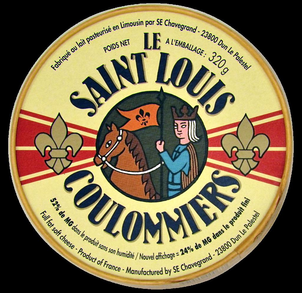 Le Saint Louis - Coulommiers - 320g